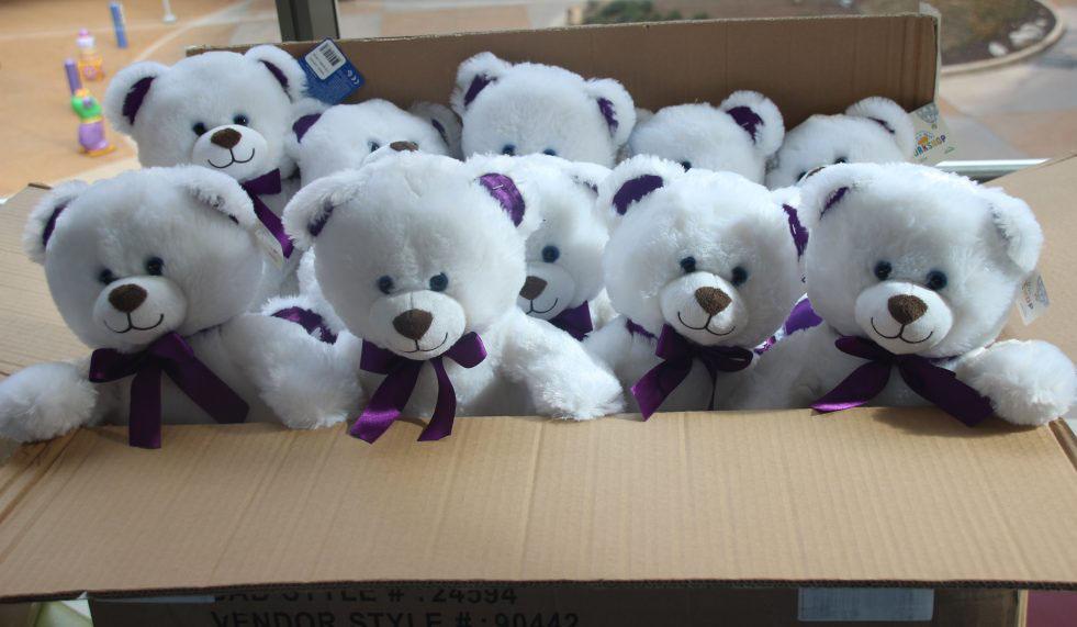 Box of Heartbeat Bears